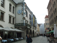 The Hofbrauhaus
